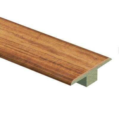 Country Natural Hickory 7/16 in. Thick x 1-3/4 in. Wide x 72 in. Length Laminate T-Molding