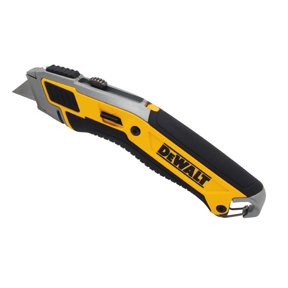 Dewalt Retractable Utility Knife by DEWALT