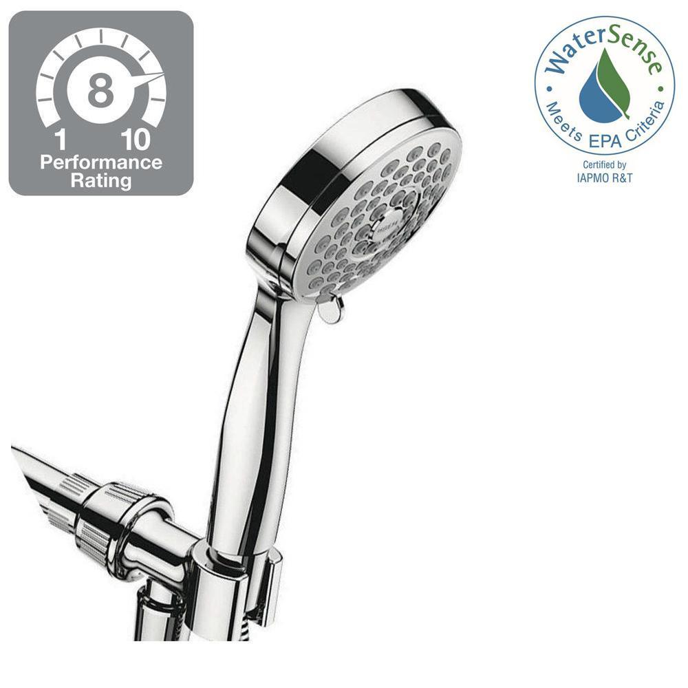 Moen Eos 3-Spray 4 inch Hand Shower in Chrome by MOEN