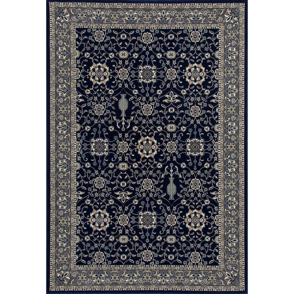 art carpet kensington serene border navy 10 ft 11 in x 15 ft area rug 841864106459 the home. Black Bedroom Furniture Sets. Home Design Ideas