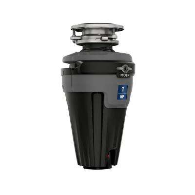 Chef Series 1-HP Continuous Feed Garbage Disposal with Integrated Lighting and Sound Reduction