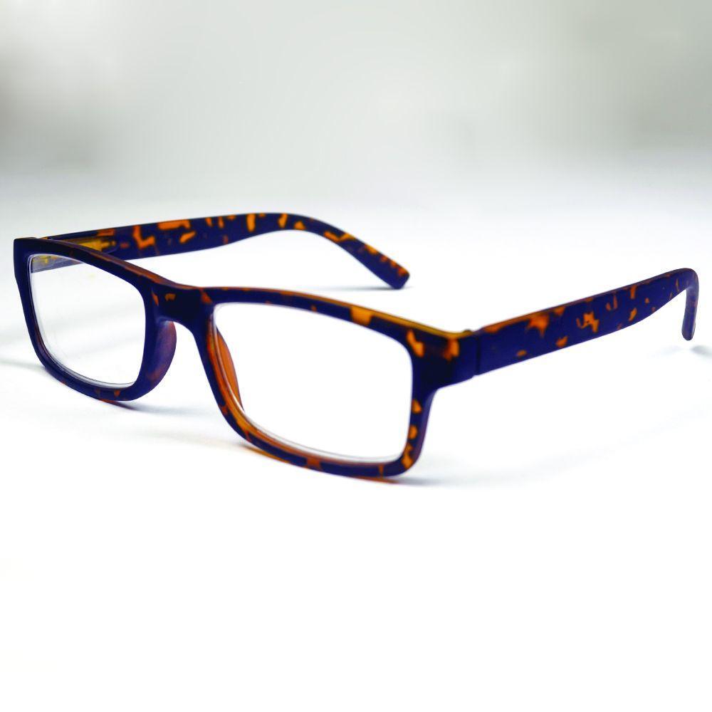 Reading Glasses Retro Tortoise 1.5 Magnification