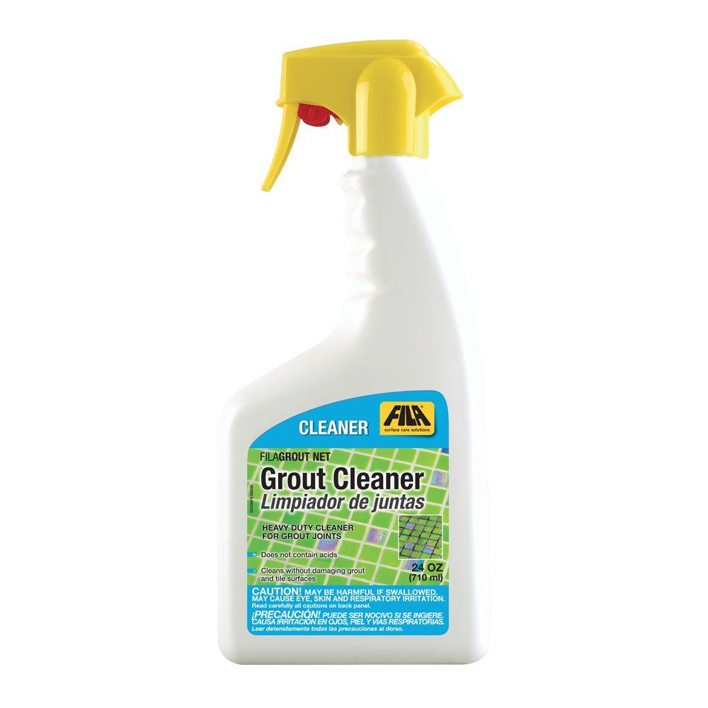 NonCorrosive Bathroom Cleaners Cleaning Supplies The Home Depot - Household bathroom cleaners