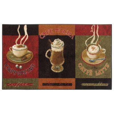 Caffe Latte Primary 2 ft. 6 in. x 3 ft. 10 in. Accent Rug