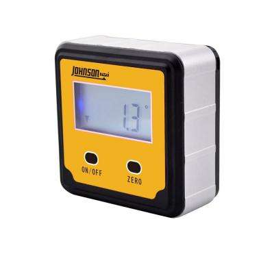 2-Button Magnetic Digital Angle Locator