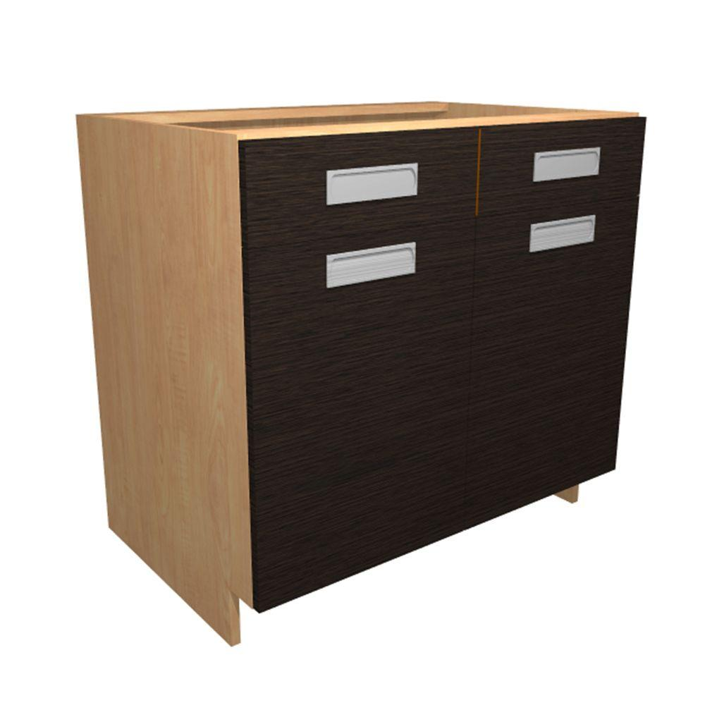 Home Decorators Collection 36x34.5x24 in. Genoa Sink Base...