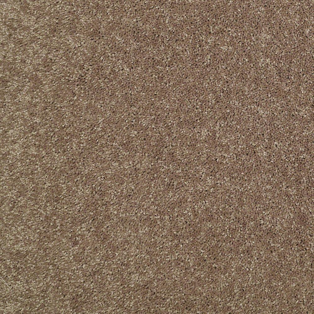Carpet Sample - Watercolors I 12 - In Color Pea Gravel 8 in. x 8 in.