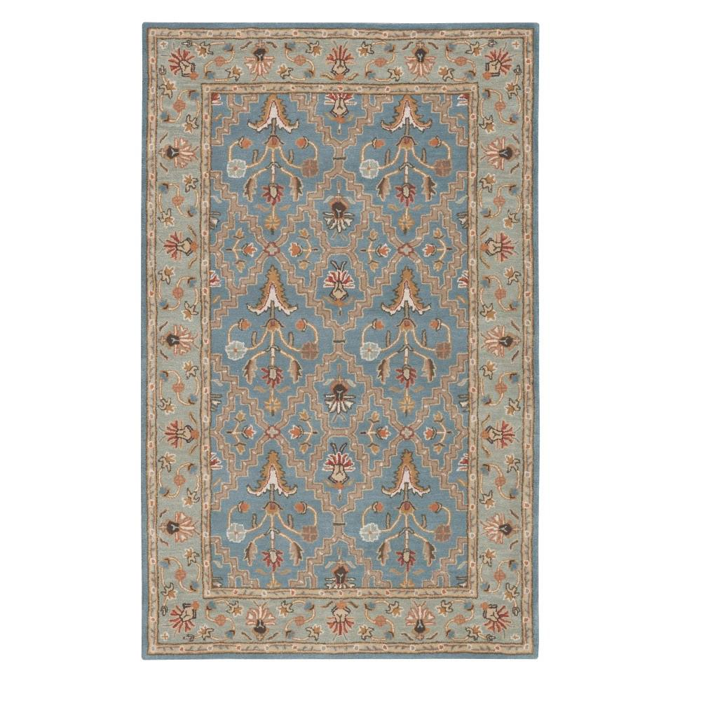 home decorators collection menton seaside blue 9 ft 9 in