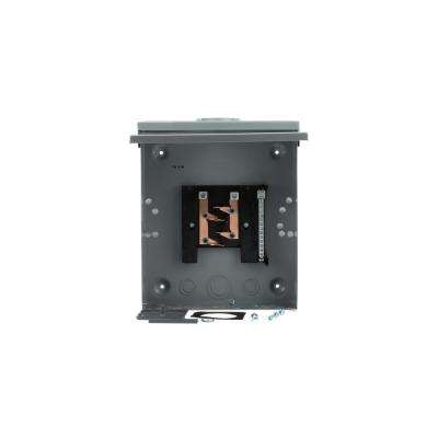 125 Amp 6-Space 12-Circuit Outdoor Main Lug Load Center