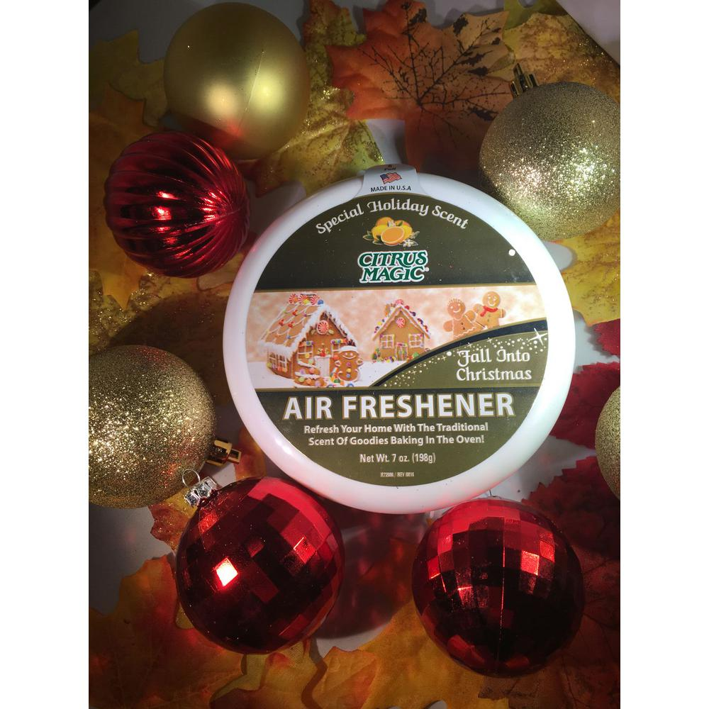 7 oz. Fall Into Christmas Limited Edition Holiday Fragrance Solid Air