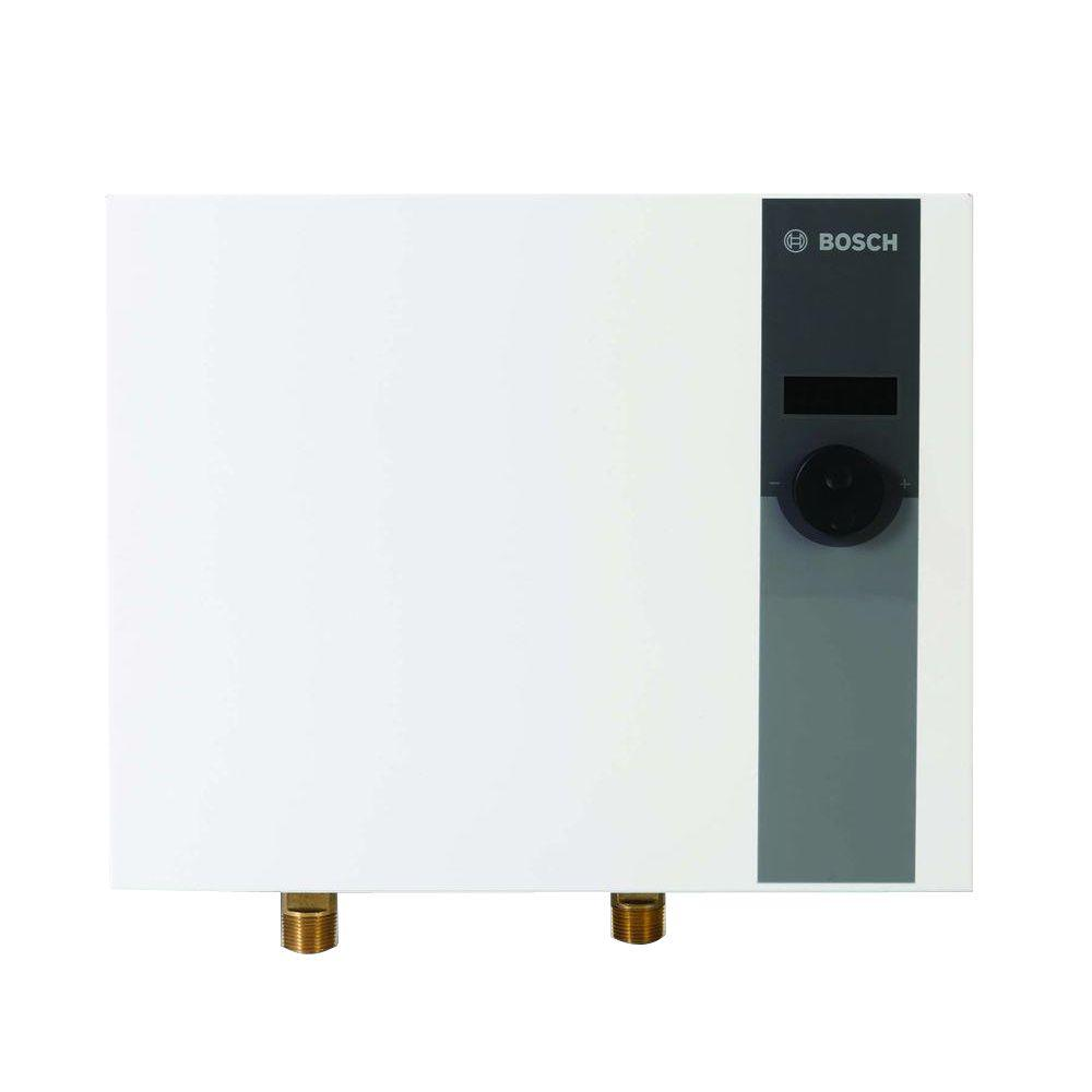 N 17 Kw 220 240 Volt 2 6 Gpm Whole House Tankless Electric Water Heater Tronic 6000c Wh17 The Home Depot