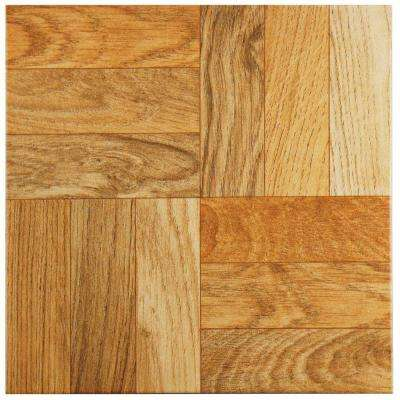 Alabama Natural 12 in. x 12 in. Ceramic Floor and Wall Tile (25.19 sq. ft. / case)