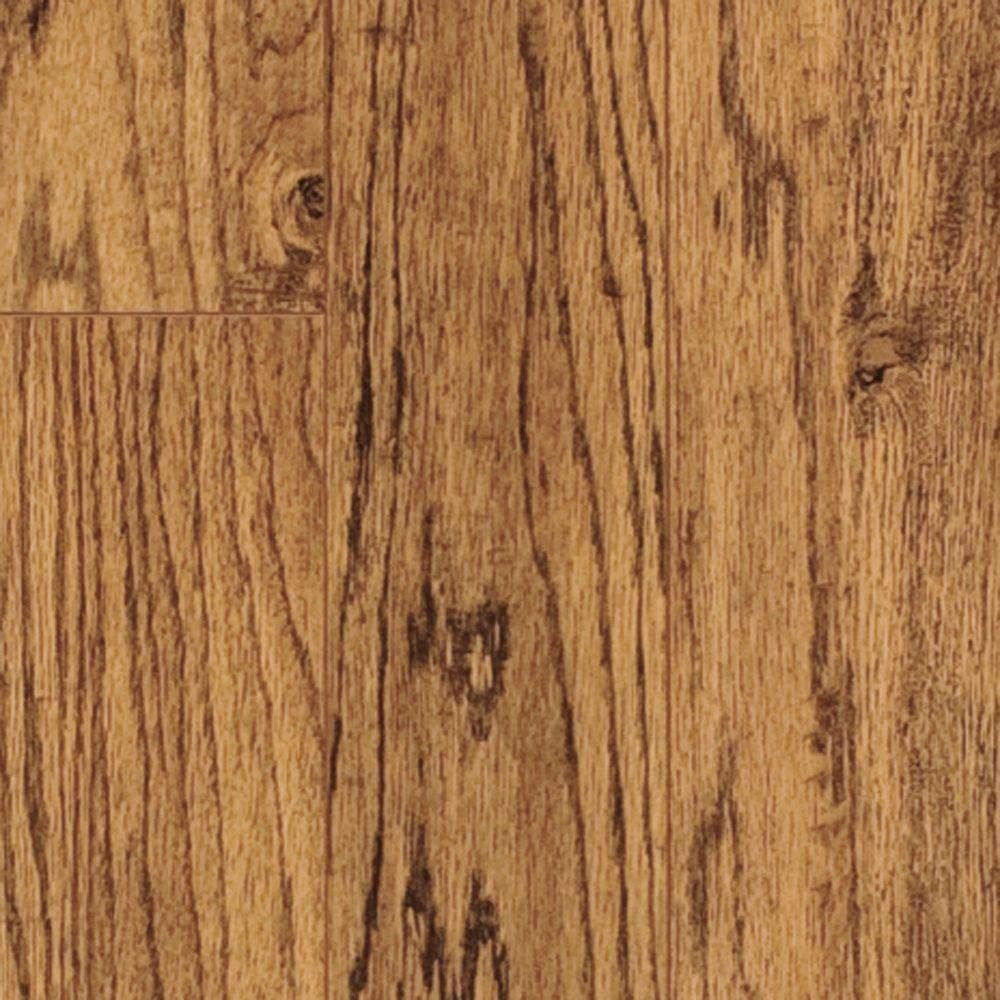 Pergo XP American Handscraped Oak Laminate Flooring - 5 in. x 7 in. Take Home Sample