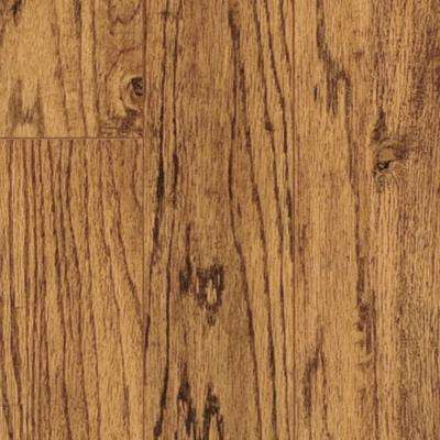 XP American Handscraped Oak Laminate Flooring - 5 in. x 7 in. Take Home Sample