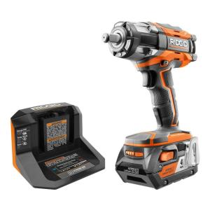 Deals on Ridgid 18V OCTANE Cordless Mid Torque Impact Wrench Kit