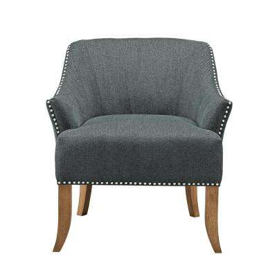 Piper Gray Accent Chair