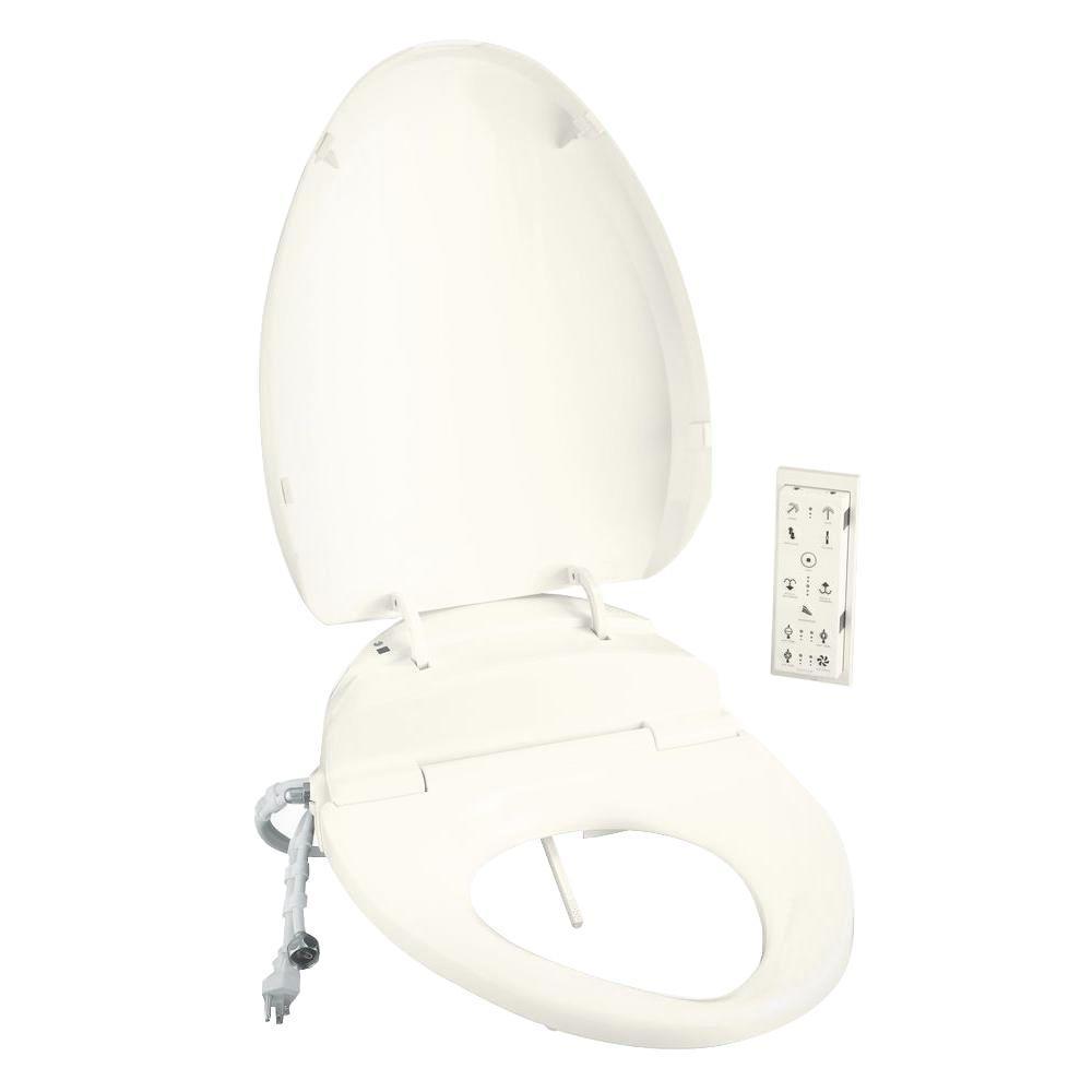 Stupendous Kohler Novita Electric Bidet Seat For Elongated Toilets With Ncnpc Chair Design For Home Ncnpcorg