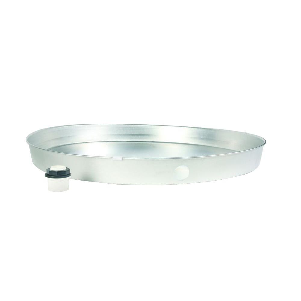 24 in. Aluminum Drain Pan