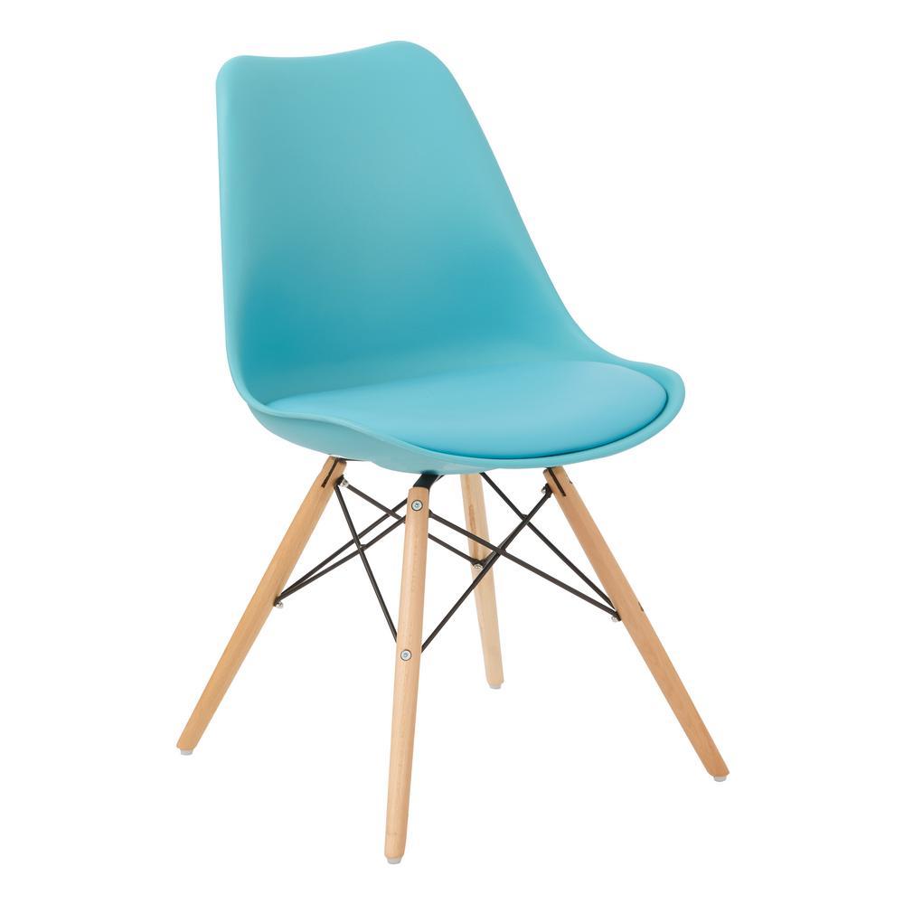 Allen Teal Guest Chair