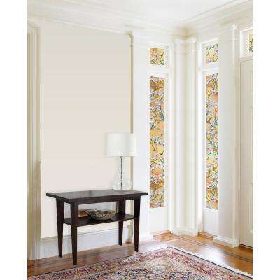 78 in. x 11.5 in. Dogwood Sidelight Premium Window Film