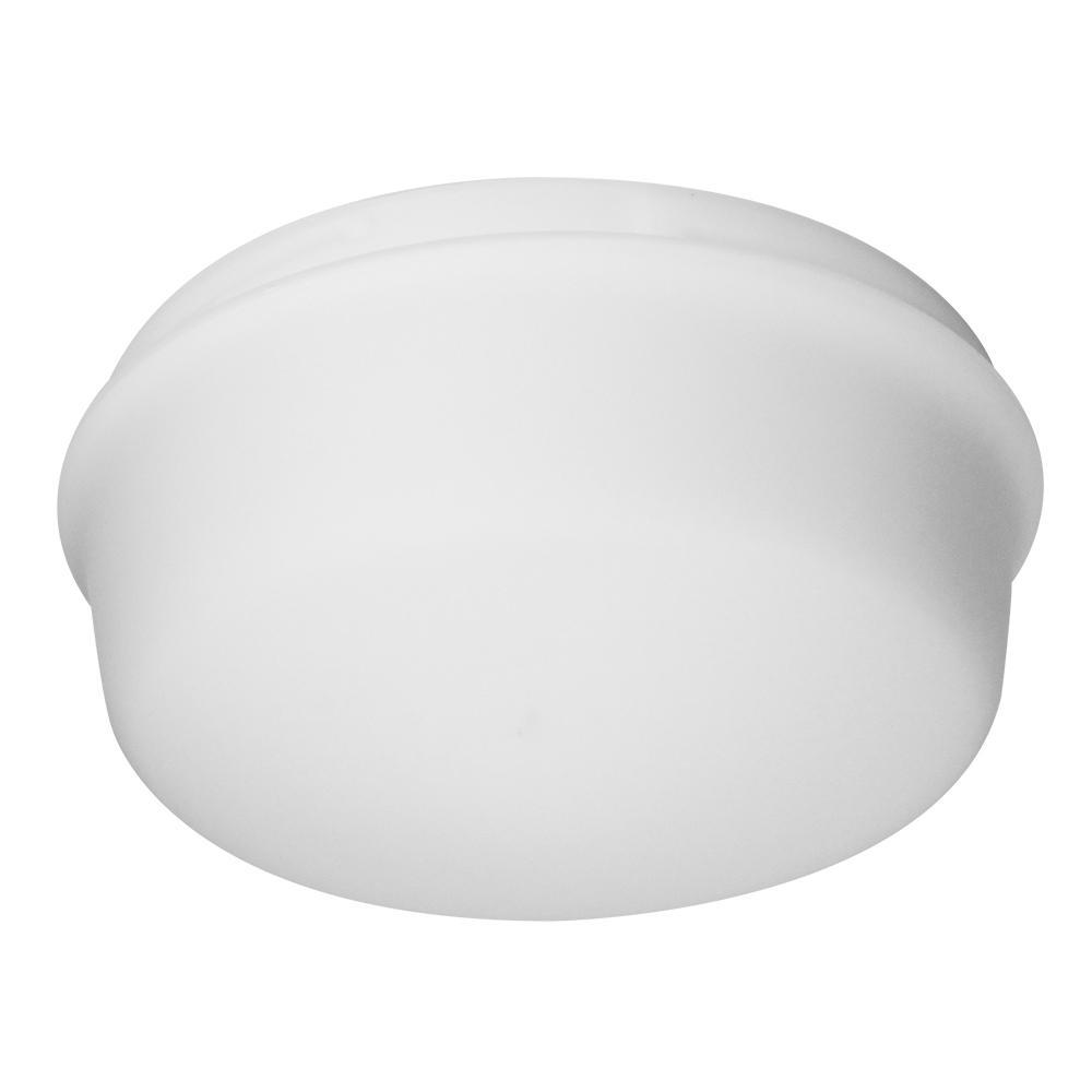 replacement frosted glass bowl for 56 in. breezemore ceiling fan