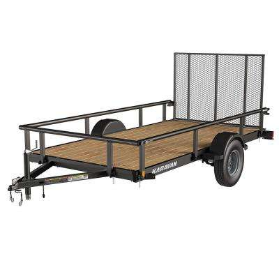 2023 lbs  Payload Capacity Landscape Trailer