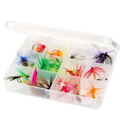 Dry Fly Fishing Lure Set (25-Piece)