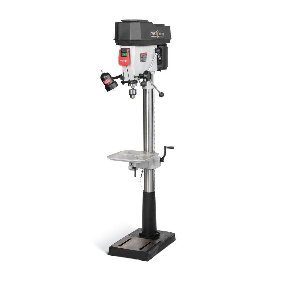 Steel City 17 in. Variable Speed Drill Press