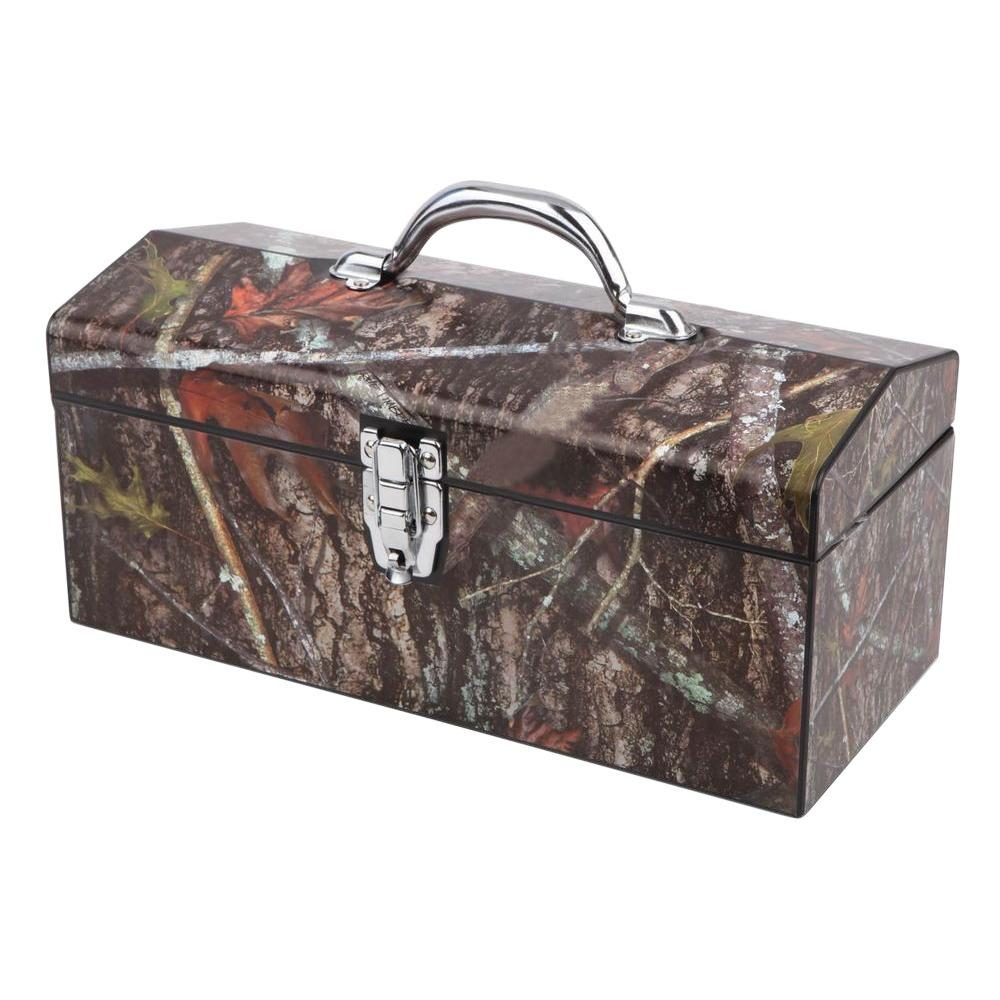 New Conceal Art Tool Box, Brown