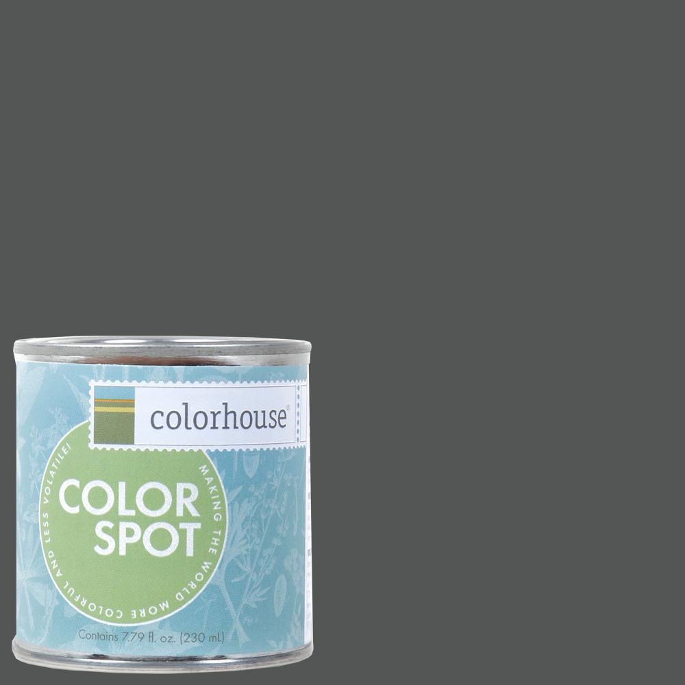 8 oz. Metal .05 Colorspot Eggshell Interior Paint Sample