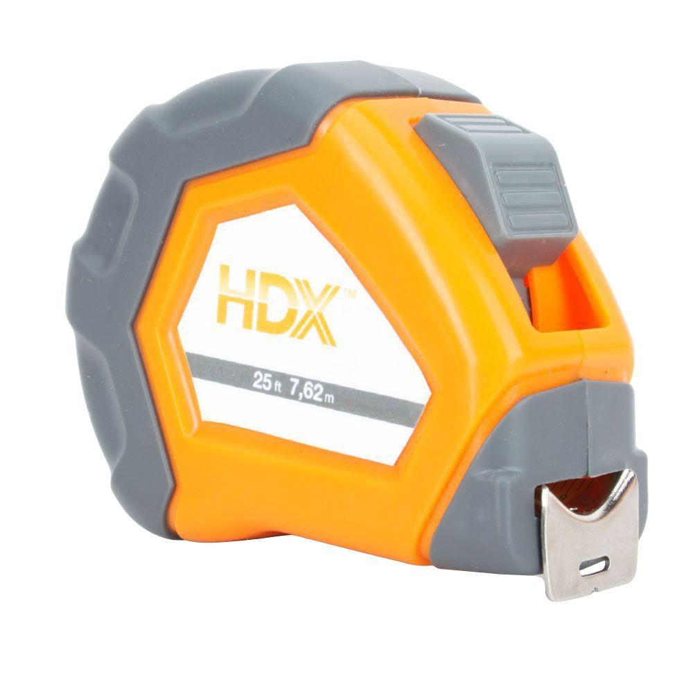 HDX 25 ft. Tape Measure