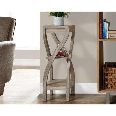Dark Taupe Indoor Plant Stand