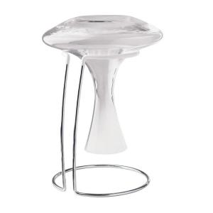 Wine Enthusiast Plus 10.25 inch Drying Stand for Decanters in Chrome by Wine Enthusiast