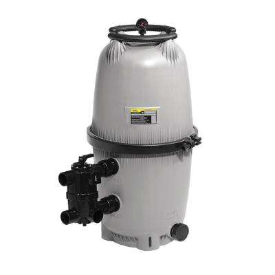 DEV Series 60 sq. ft. D.E. Pool Filter