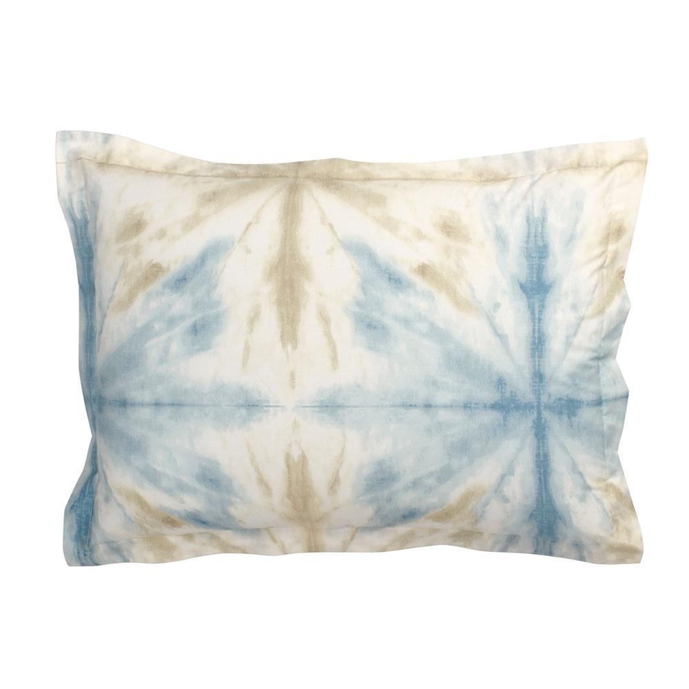 Synergy Tie-Dye Organic Cotton Percale Standard Sham