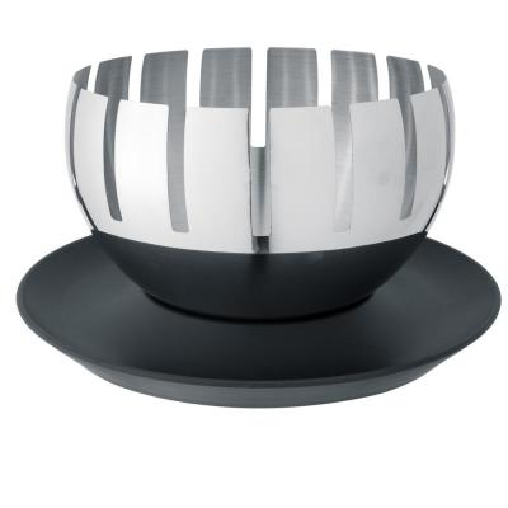 Essentials 2-Piece Stainless Steel Fruit Bowl Set