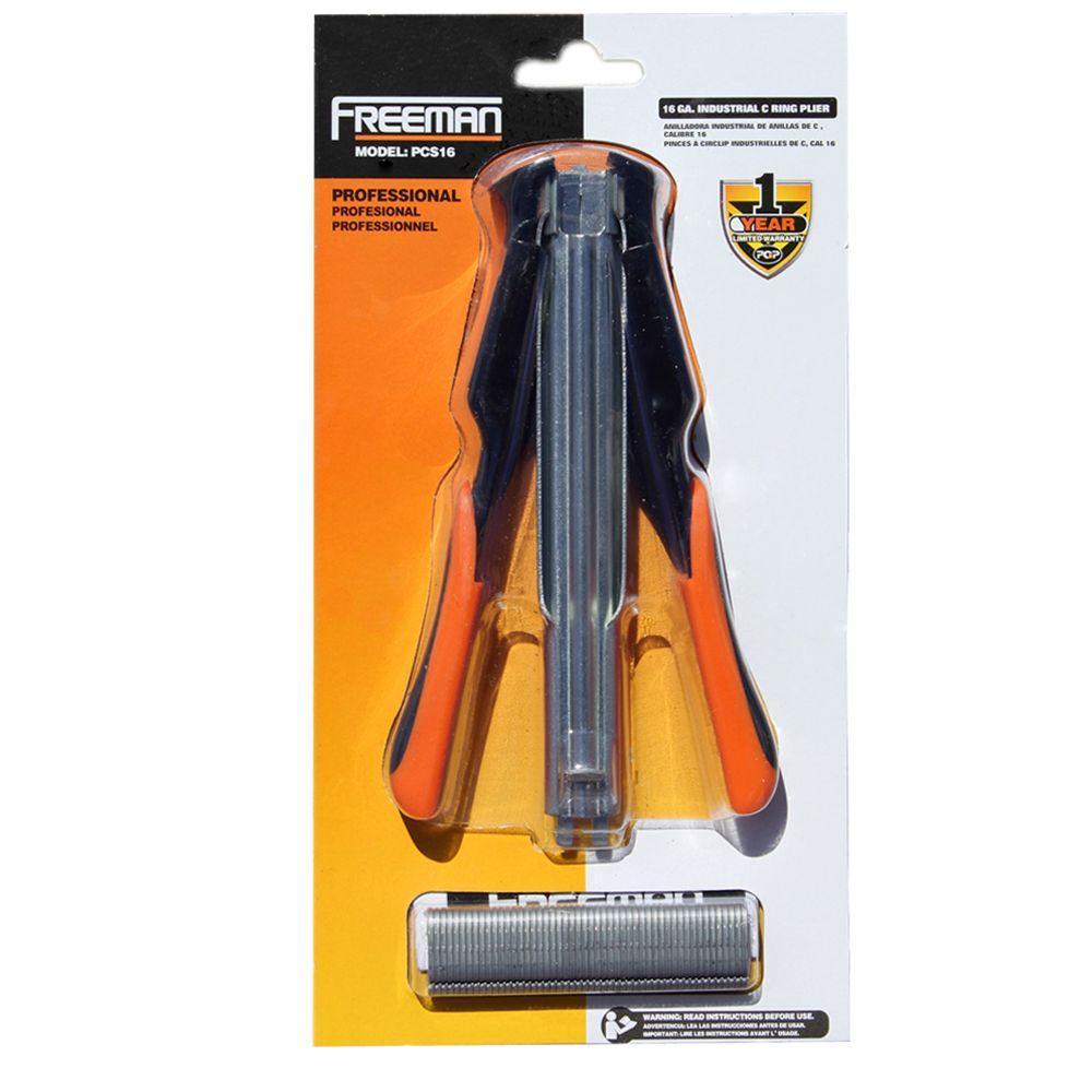 Freeman 16-Gauge C-Ring Pliers