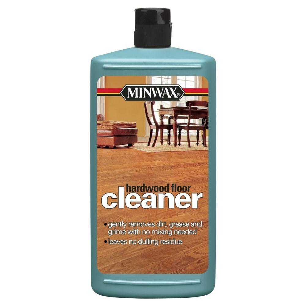 32 oz. Hardwood Floor Cleaner (4-Pack)