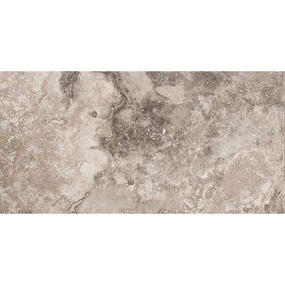 Trav Crosscut Philadelphia Filled and Honed 12 in. x 24 in. Travertine Floor and Wall Tile (2.0 sq. ft.)