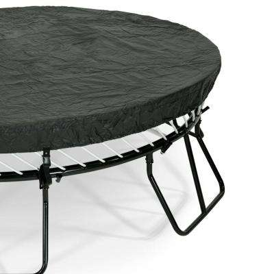 8 ft. x 11 ft. Black Trampoline Cover