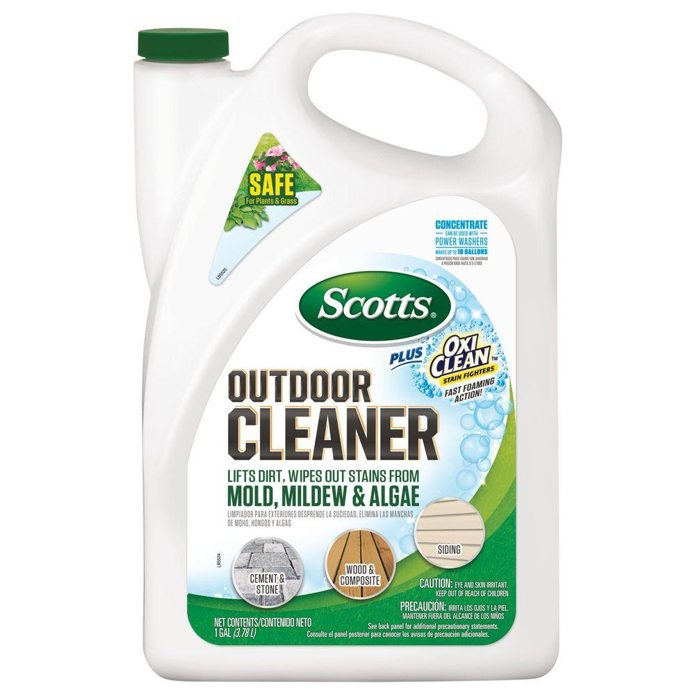 Scotts 1 Gal. Outdoor Cleaners Concentrate-51070A1 - The Home Depot