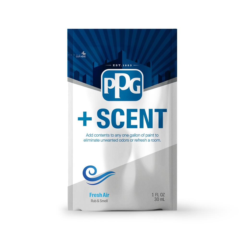 PPG PPG +Scent 1 oz. Fresh Air Odor Control Paint Additive (Treats 1 Gal.)