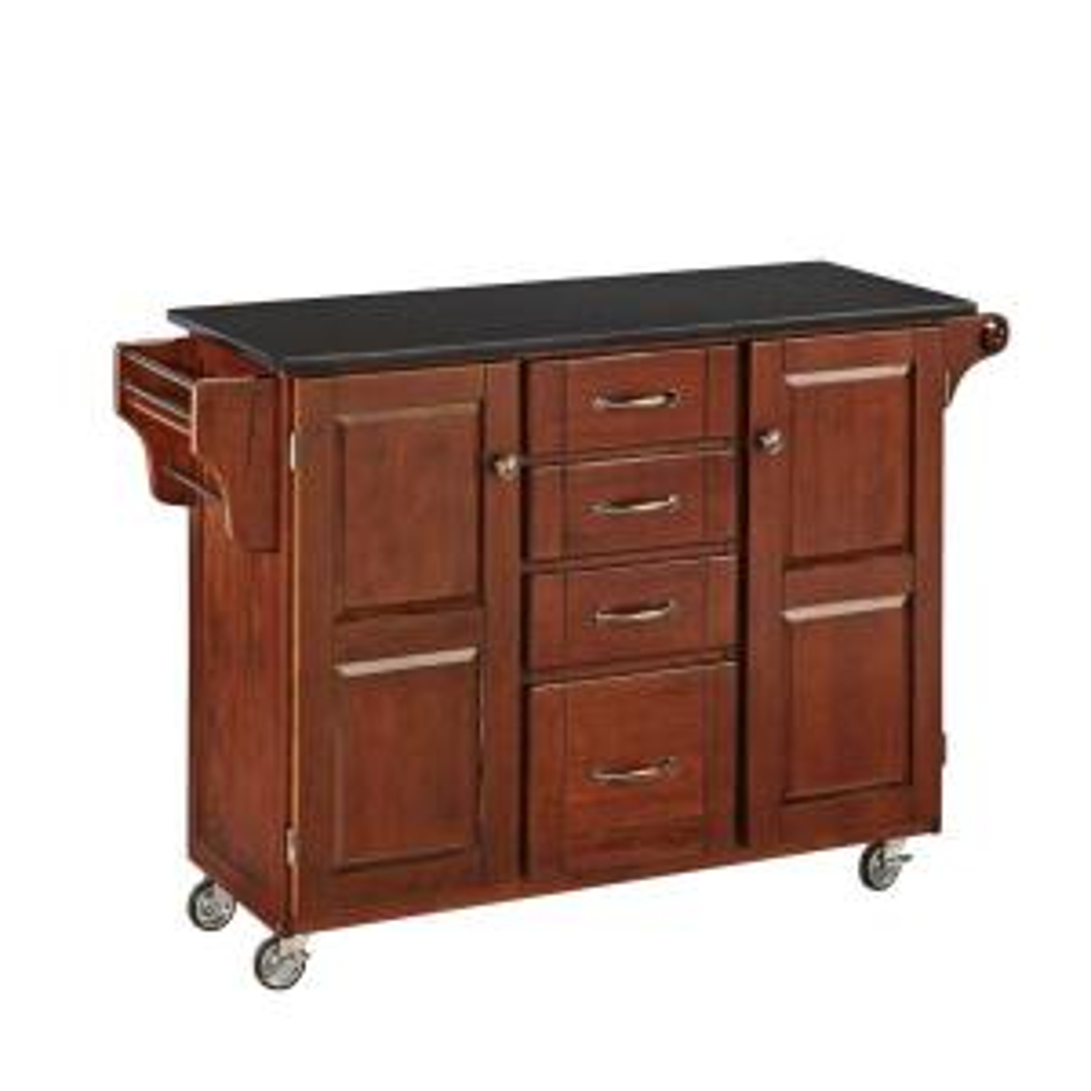 Internet 203131104 Home Styles Create A Cart Cherry Kitchen