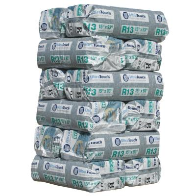 R-13 Denim Insulation Batts 15 in. x 93 in. (12-Bags)