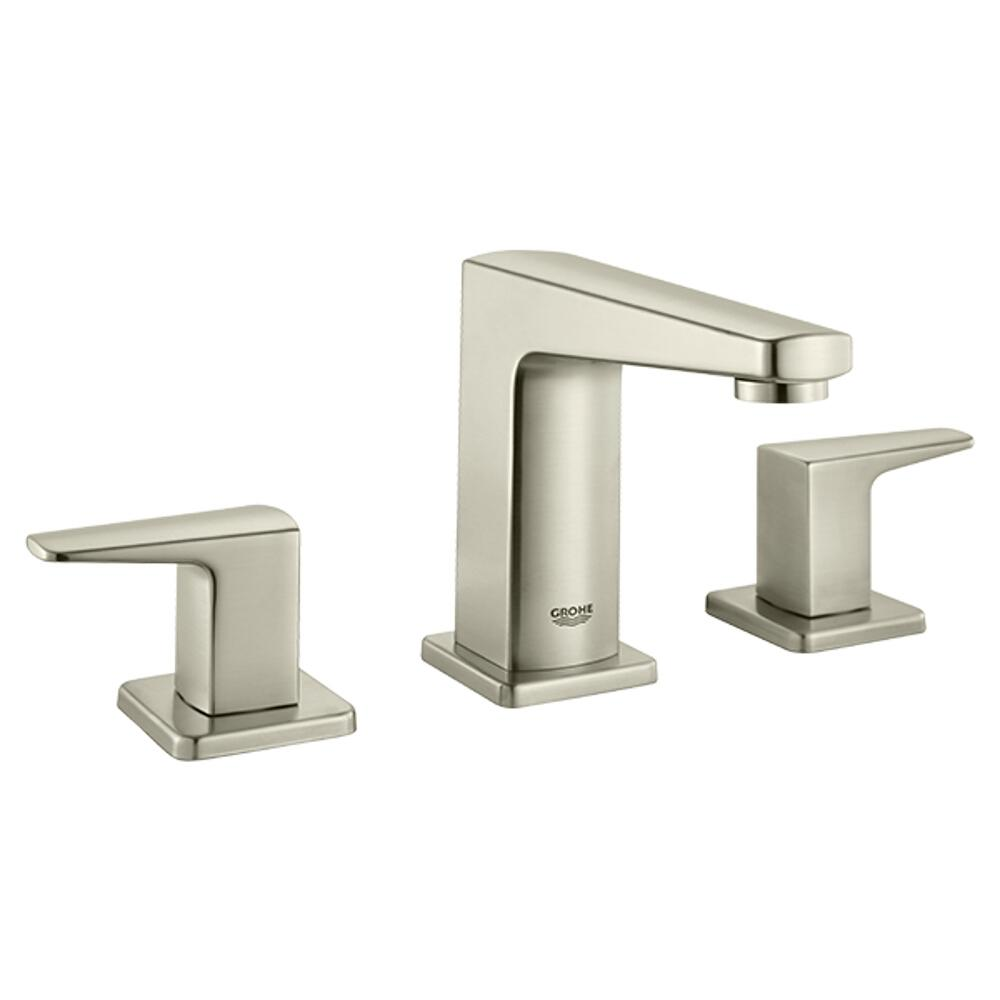 GROHE Tallinn 8 in. Widespread Two-Handle Bathroom Faucet in ...