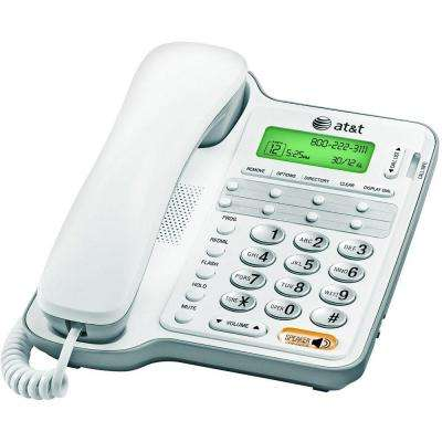 Corded Telephone with Caller ID, Call Waiting and Speakerphone
