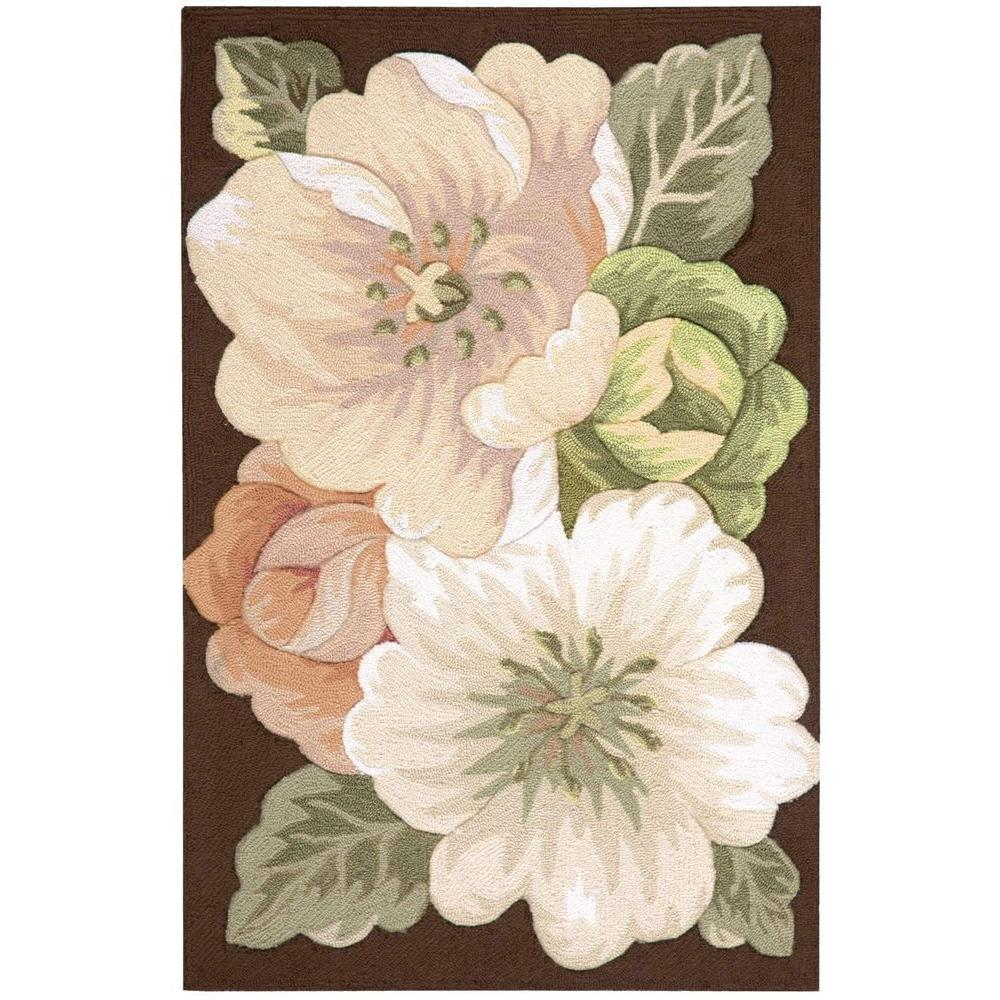 Fantasy Multicolor 2 ft. 6 in. x 4 ft. Accent Rug