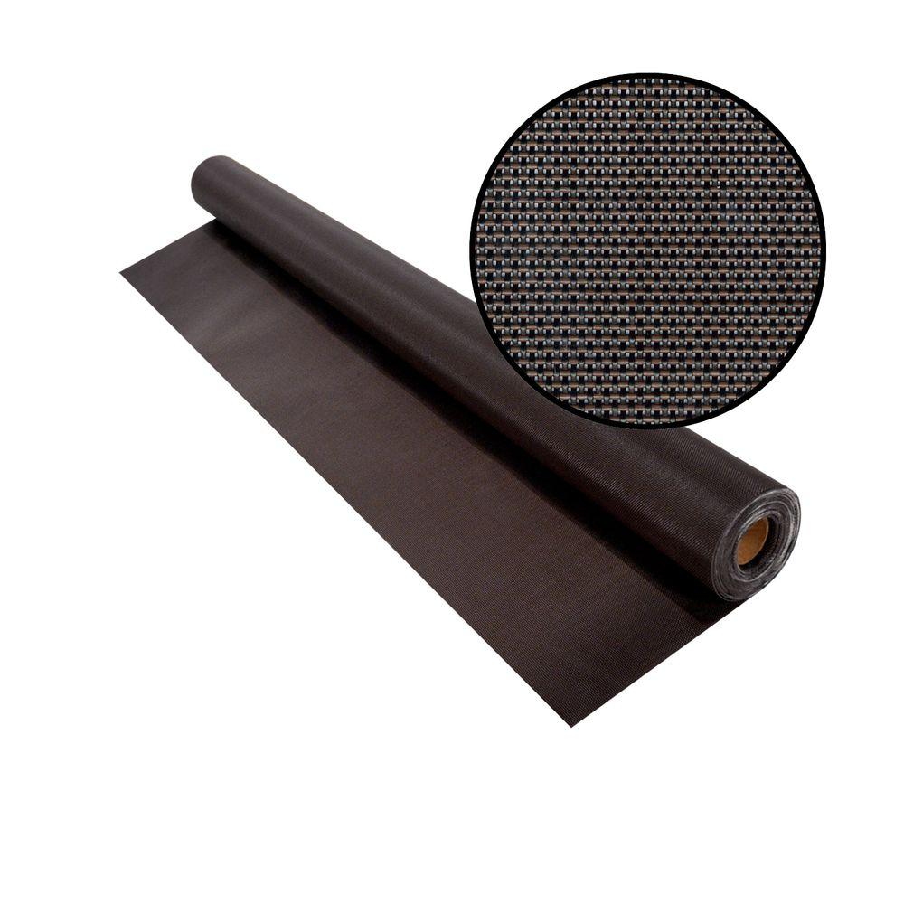 Phifer 48 in. x 100 ft. Dark Bronze SunTex 90