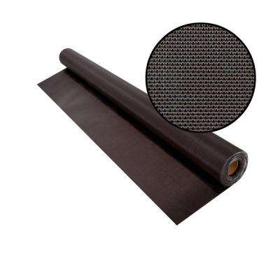 48 in. x 100 ft. Dark Bronze SunTex 90
