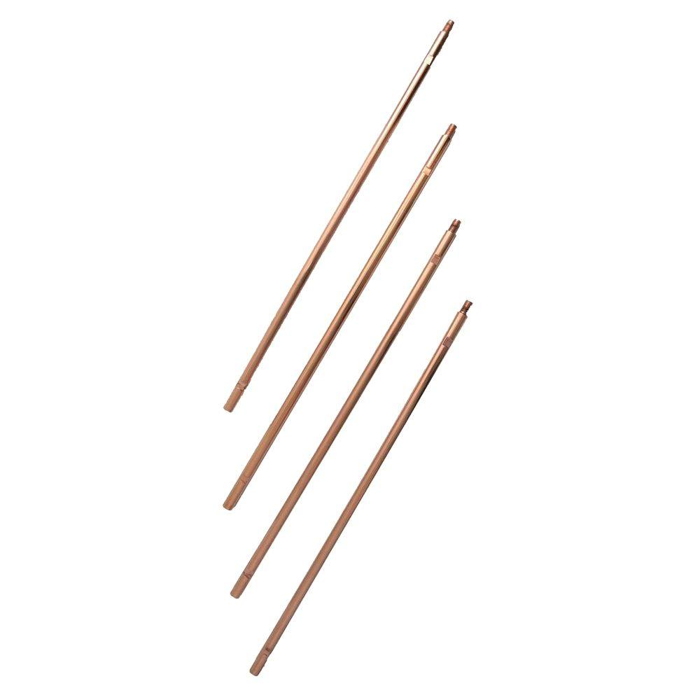 Copper Ground Rod Sectional System-GRSC8-Z - The Home Depot  sc 1 st  The Home Depot : sectional ground rod - Sectionals, Sofas & Couches